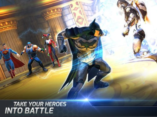 DC comics legends Game Ios Free Download