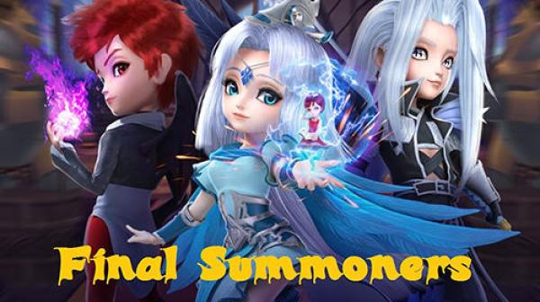 Final Summoners Heroes Tales Game Android Free Download