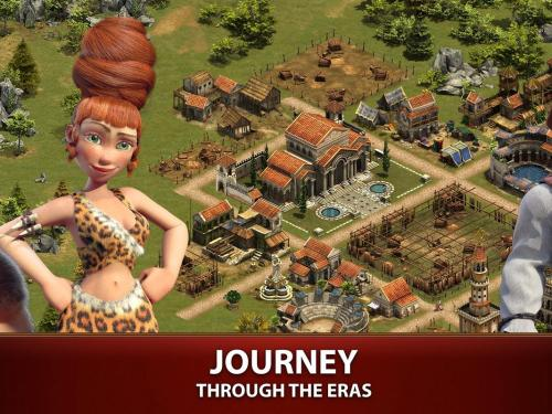 Forge of Empires Game Android Free Download
