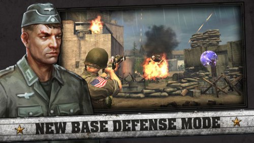 Frontline Commando D-Day Game Ios Free Download
