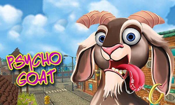 Goat Simulator Psycho Mania Game Android Free Download