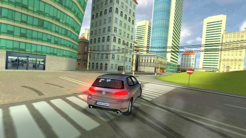 Golf Drift Simulator Game Android Free Download