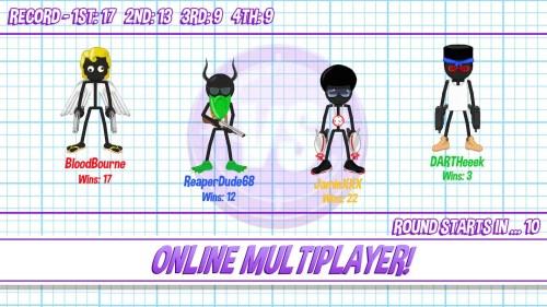 Gun Fu Stickman 2 Game Android Free Download