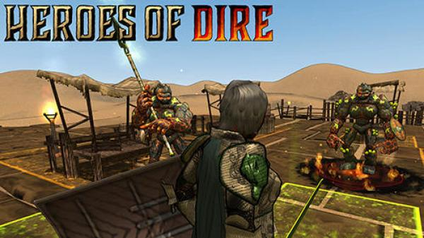 Heroes Of Dire Game Android Free Download