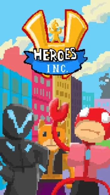 Heroes inc. Game Ios Free Download