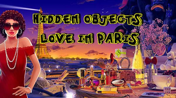 Hidden Objects Love In Paris Game Android Free Download