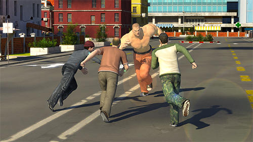 Hunk Big Man 3d Fighting Game Android Free Download