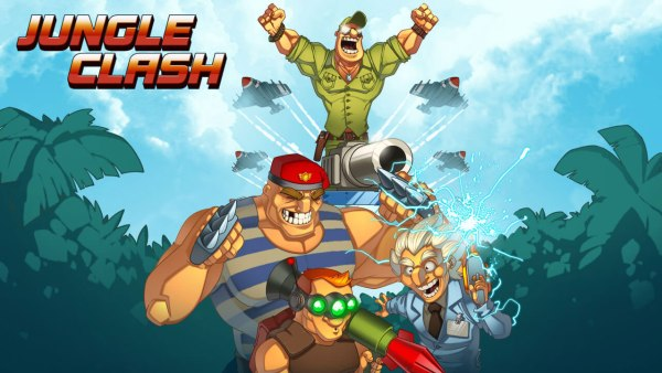 Jungle Clash Game Android Free Download