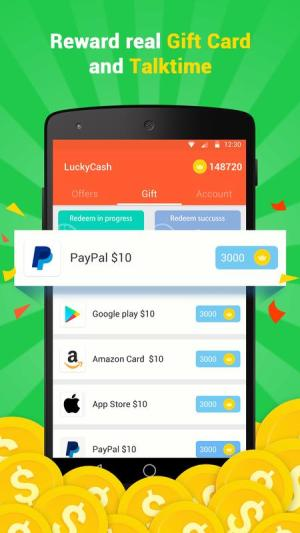 LuckyCash Earn Free Cash App Android Free Download
