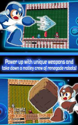 Mega Man Mobile 1-6 Game Ios Free Download