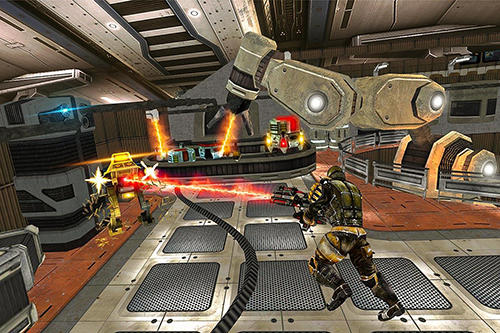 Modern Robot Machine War 2017 Game Android Free Download