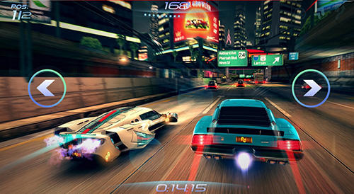 Rival Gears Racing Game Android Free Download