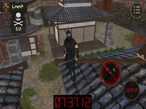 Shinobidu Ninja assassin Game Ios Free Download