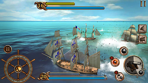 Ships Of Battle Age Of Pirates Game Android Free Download