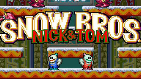 Snow Brothers Nick And Tom Game Android Free Download