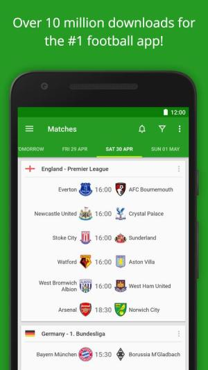 Soccer Scores FotMob App Android Free Download