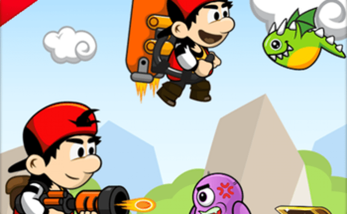 Super Adventures of Luiji Game Android Free Download