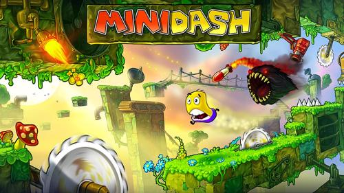 Super Mega Dash Game Android Free Download