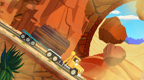 Truck Driving Race US Route 66 Game Android Free Download