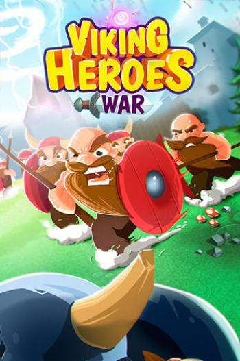 Viking Heroes War Game Android Free Download