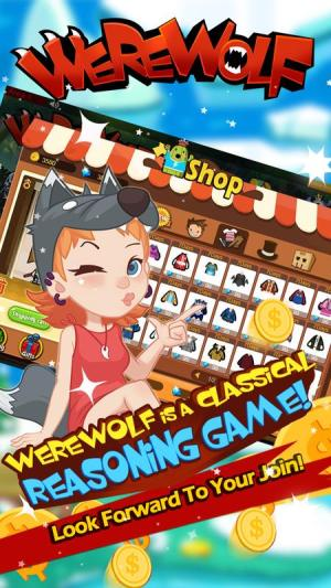 Werewolf Party Game for USA Game Android Free Download