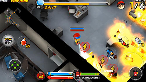 X Fire Game Android Free Download