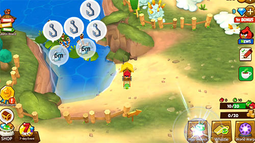 Angry Birds Islands Game Android Free Download