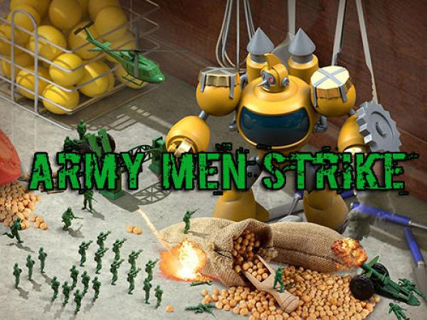 Army Men Strike Game Android Free Download