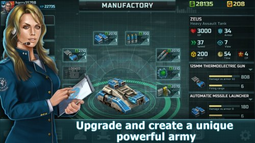 Art of War 3 PvP RTS Strategy Game Android Free Download