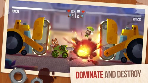 CATS Crash Arena Turbo Stars Game Android Free Download