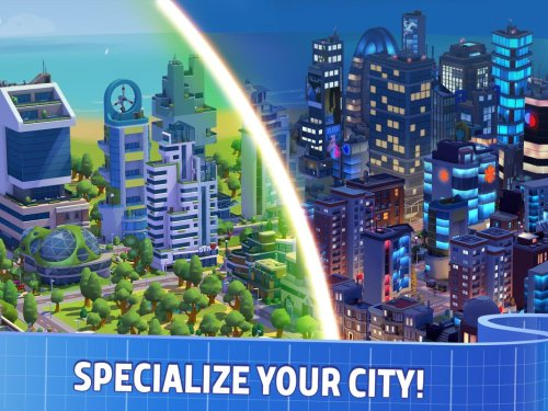 City Mania Town Building Game Android Free Download