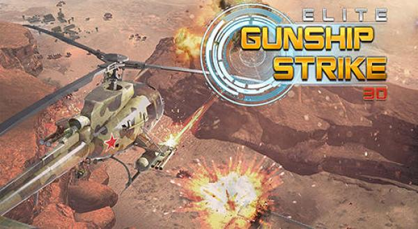 Elite Gunship Strike 3D Game Android Free Download