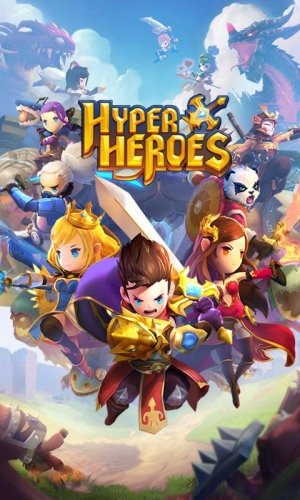 Hyper Heroes Game Android Free Download