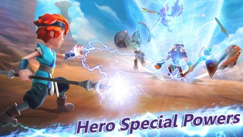 M&M Elemental Guardians Game Android Free Download
