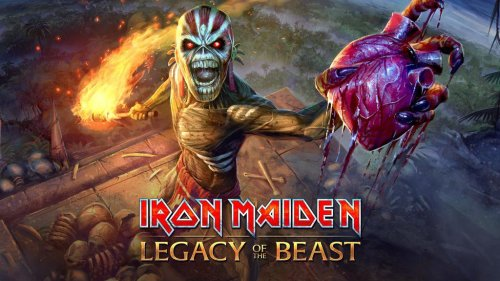 Maiden Legacy of the Beast Game Android Free Download