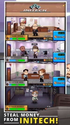 Office Space Idle Profits Game Android Free Download