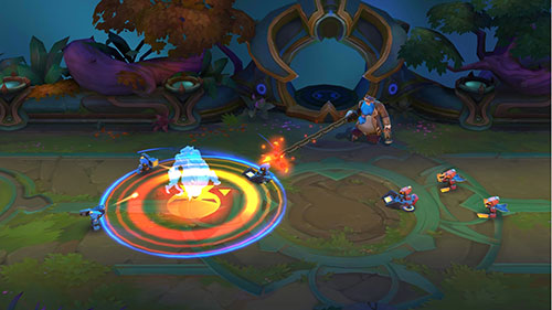 Planet of Heroes Action Moba Game Android Free Download