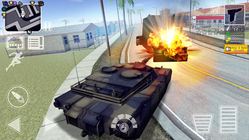 San Andreas Straight 2 compton Game Android Free Download