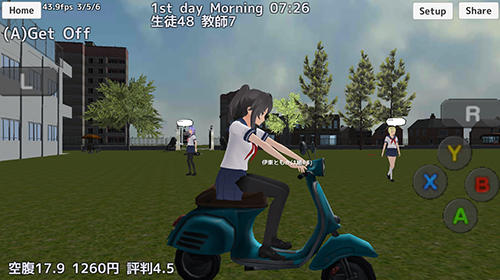 School Girls Simulator 2 Game Android Free Download