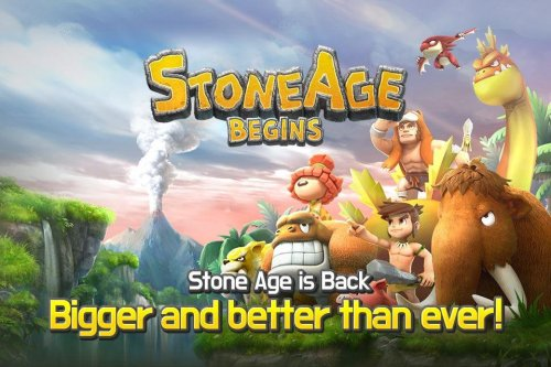Stone Age Begins Game Android Free Download