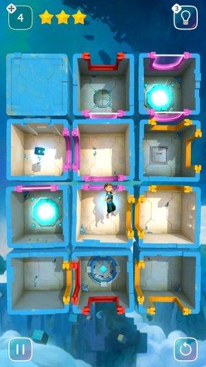 Warp Shift Game Android Free Download
