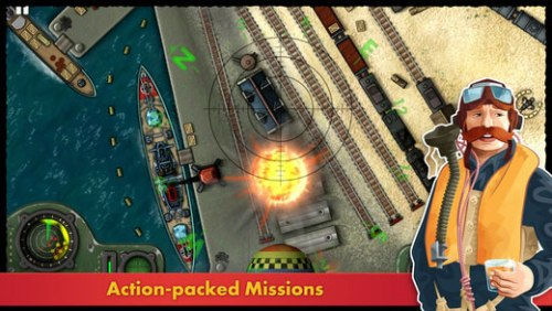 iBomber 3 Game Ios Free Download