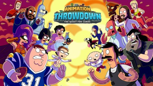 Animation Throwdown TQFC Game Android Free Download
