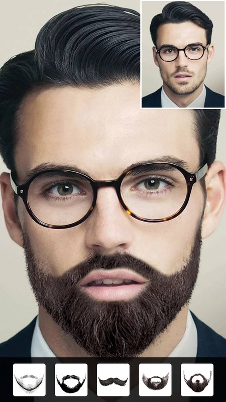 Beard Photo Editor Hairstyle App Android Free Download , Null48