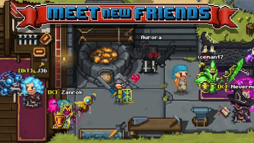 Bit Heroes Game Android Free Download