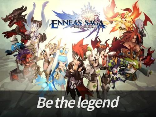 Enneas Saga Game Android Free Download