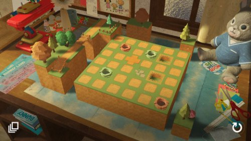 Evergrow Paper forest Game Ios Free Download