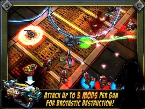GUN BROS 2 Game Android Free Download