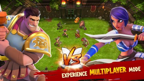 Gladiator Heroes Game Android Free Download