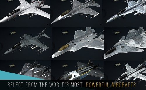 Modern Warplanes Game Android Free Download